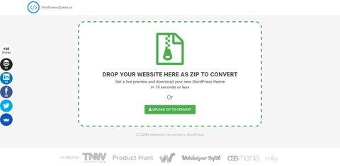 ブログ HTMLをWordPressへ変換しちゃおう